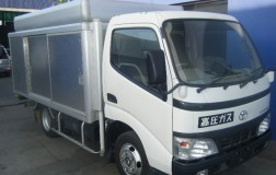 2006 TOYOTA DYNA ACE BOTTLE TRUCK