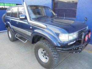 1997 Toyota Landcruiser HDJ81 -SOLD