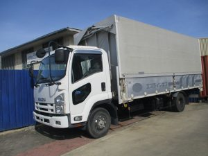 2007 ISUZU FORWARD (WING TRUCK)