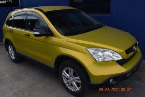 2007 HONDA CRV 4WD - SOLD